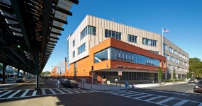 2012DS29 New Settlement Community Campus, Edelman Sultan Knox Wood Architets with Dattner Architects, Bronx NY
