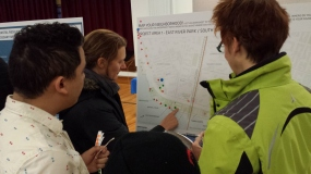 Residents discuss their uses of waterfront areas