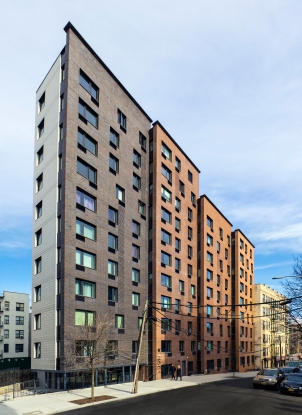 1561 Walton Ave Residences, Location: Bronx NY, Architect: Edelman Sultan Knox Wood