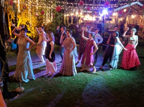Friends of Bride Bollywood Dance